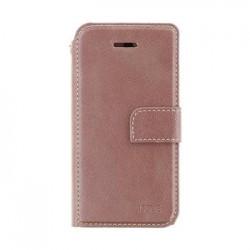 Molan Cano Issue Book Pouzdro pro Samsung Galaxy Note 10+ Rose Gold