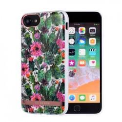 SoSeven Coque Mexico Silikonový Kryt pro iPhone 6/7/8 Fleur Rose (EU Blister)