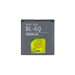BL-6Q Nokia baterie Li-Ion 970mAh (Bulk)