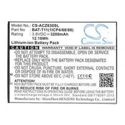 CS-ACZ630SL Baterie 3200mAh Li-ion pro Liquid Z630