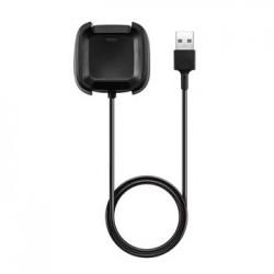 Tactical USB Nabíjecí kabel pro Fitbit Versa (EU Blister)