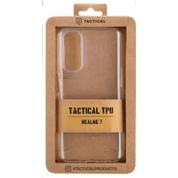 Tactical TPU Kryt pro Realme 7 Transparent